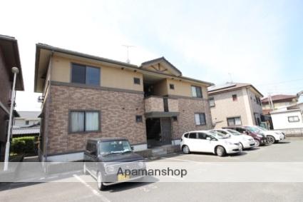 福岡県うきは市、うきは駅徒歩10分の築16年 2階建の賃貸アパート