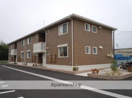 福岡県久留米市、学校前駅徒歩28分の築7年 2階建の賃貸アパート
