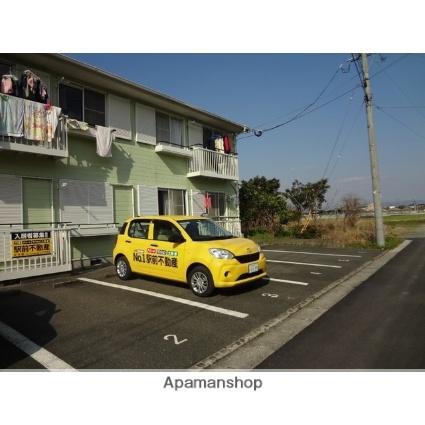福岡県久留米市、田主丸駅徒歩11分の築23年 2階建の賃貸アパート