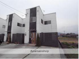 福岡県朝倉市、甘木駅徒歩27分の築9年 2階建の賃貸テラスハウス