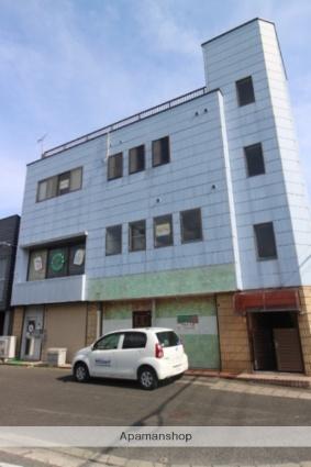 福岡県小郡市、西鉄小郡駅徒歩7分の築33年 3階建の賃貸アパート