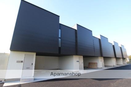 福岡県朝倉郡筑前町、山隈駅徒歩13分の新築 2階建の賃貸テラスハウス