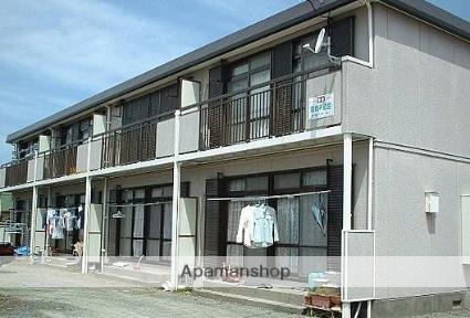 佐賀県三養基郡みやき町、中原駅徒歩17分の築27年 2階建の賃貸アパート