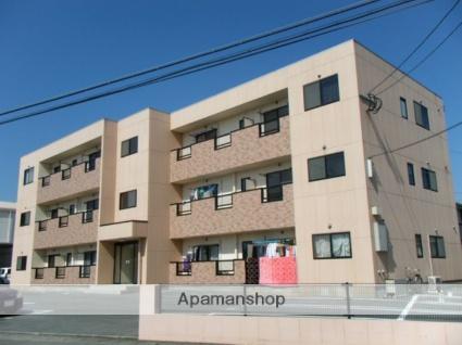 福岡県久留米市、西牟田駅徒歩21分の築11年 3階建の賃貸マンション