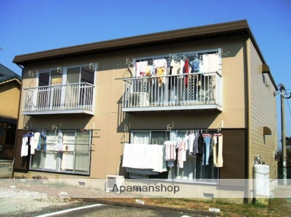 福岡県小郡市、三沢駅徒歩14分の築32年 2階建の賃貸アパート