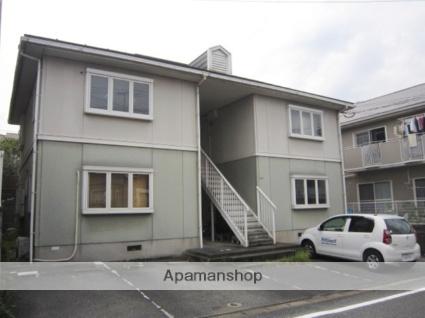 福岡県筑紫野市、原田駅徒歩10分の築26年 2階建の賃貸アパート