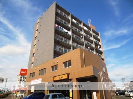 佐賀県鳥栖市、新鳥栖駅徒歩27分の築21年 8階建の賃貸マンション