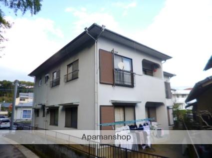 福岡県朝倉市、甘木駅徒歩23分の築31年 2階建の賃貸アパート