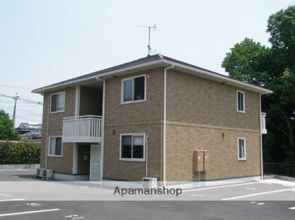佐賀県三養基郡みやき町、中原駅徒歩26分の築11年 2階建の賃貸アパート
