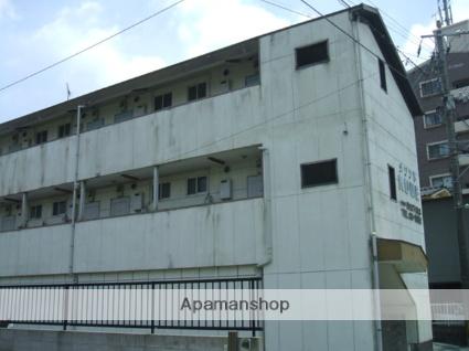 佐賀県鳥栖市、田代駅徒歩18分の築25年 3階建の賃貸アパート