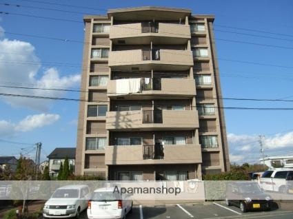 福岡県久留米市、安武駅徒歩29分の築13年 6階建の賃貸マンション