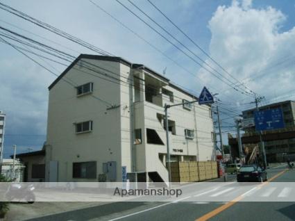 福岡県筑紫野市、原田駅徒歩27分の築24年 3階建の賃貸アパート