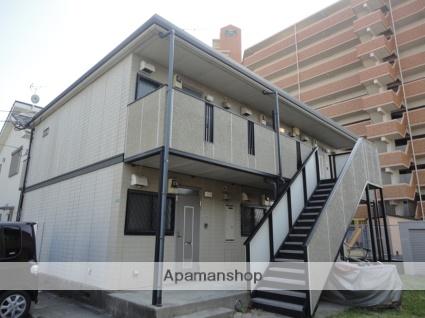 福岡県久留米市、櫛原駅徒歩22分の築19年 2階建の賃貸アパート