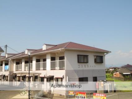 福岡県久留米市、古賀茶屋駅徒歩27分の築26年 2階建の賃貸アパート