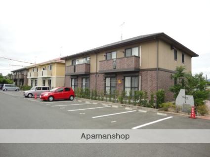 福岡県うきは市、筑後吉井駅徒歩18分の築10年 2階建の賃貸アパート