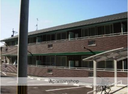 福岡県八女郡広川町、西牟田駅徒歩34分の築16年 2階建の賃貸アパート