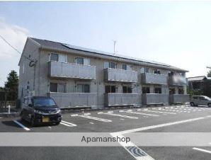 福岡県久留米市、善導寺駅徒歩22分の築2年 2階建の賃貸アパート