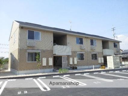福岡県久留米市、善導寺駅徒歩22分の築1年 2階建の賃貸アパート