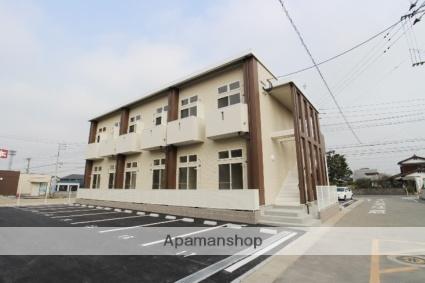 福岡県久留米市、田主丸駅徒歩14分の新築 2階建の賃貸アパート