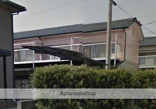 福岡県久留米市、大善寺駅徒歩12分の築48年 2階建の賃貸アパート