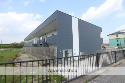 福岡県久留米市、久留米駅徒歩28分の新築 2階建の賃貸アパート