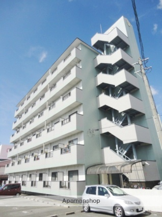 福岡県久留米市、久留米大学前駅徒歩20分の築22年 6階建の賃貸マンション
