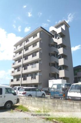 福岡県久留米市、久留米大学前駅徒歩23分の築20年 6階建の賃貸マンション