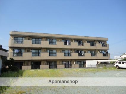 福岡県久留米市、宮の陣駅徒歩10分の築17年 3階建の賃貸アパート