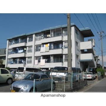 福岡県久留米市、試験場前駅徒歩20分の築36年 4階建の賃貸マンション