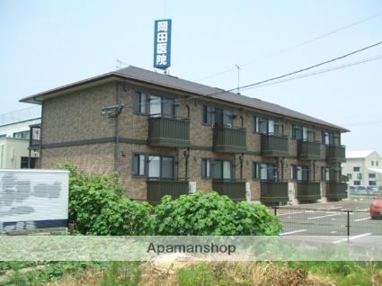 福岡県久留米市、荒木駅徒歩9分の築11年 2階建の賃貸アパート