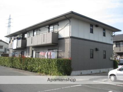 福岡県久留米市、久留米高校前駅徒歩18分の築20年 2階建の賃貸アパート