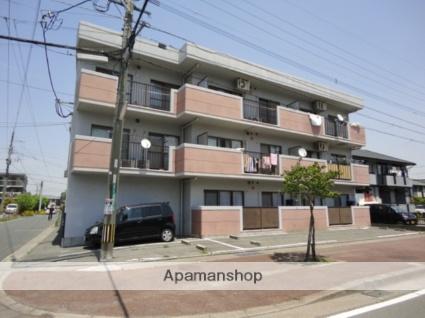 福岡県久留米市、安武駅徒歩28分の築17年 3階建の賃貸マンション