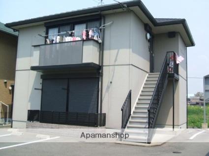 福岡県久留米市、安武駅徒歩28分の築14年 2階建の賃貸アパート