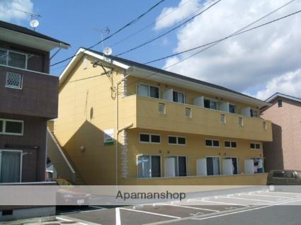 福岡県うきは市、筑後吉井駅徒歩14分の築12年 2階建の賃貸アパート
