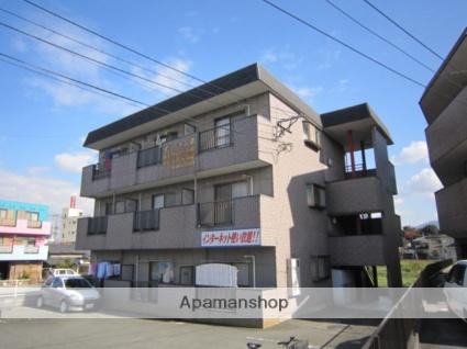 福岡県久留米市、久留米大学前駅徒歩13分の築22年 3階建の賃貸アパート