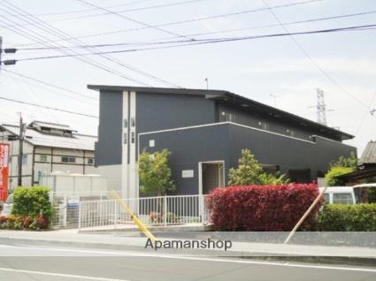 福岡県うきは市、筑後吉井駅徒歩8分の築9年 2階建の賃貸アパート