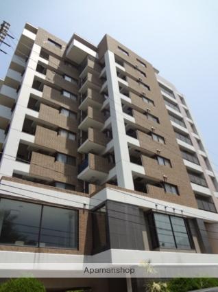 福岡県糸島市、福吉駅徒歩7分の築26年 10階建の賃貸マンション