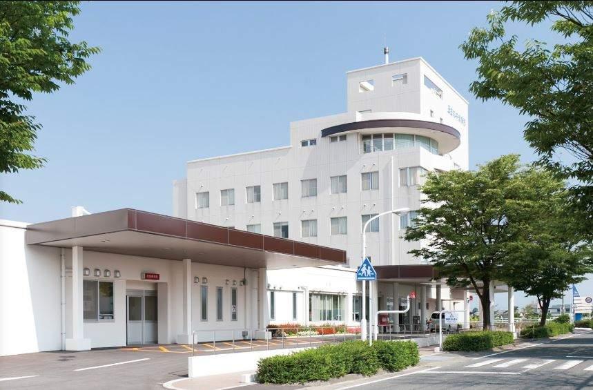 田主丸中央病院 4588m