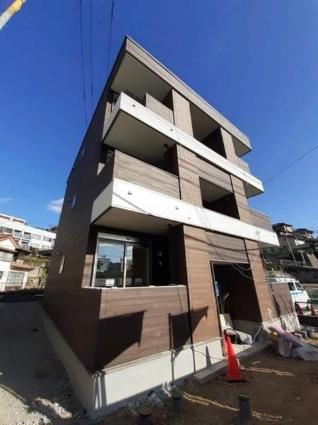 casa avenida[1K/27.53m2]の外観