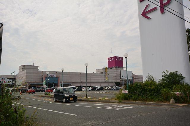 イオン甘木店 1300m