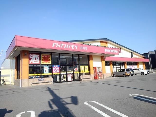 ドラッグストアモリ山川店 1300m