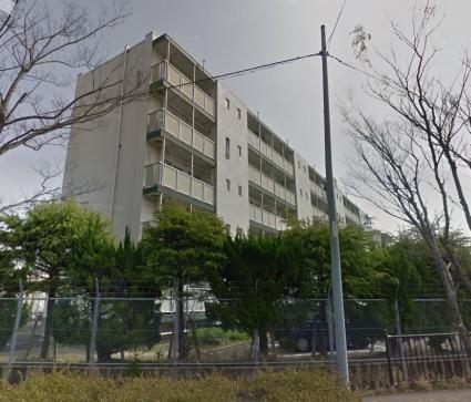 ビレッジハウス広田1号棟[2K/33.54m2]の外観2