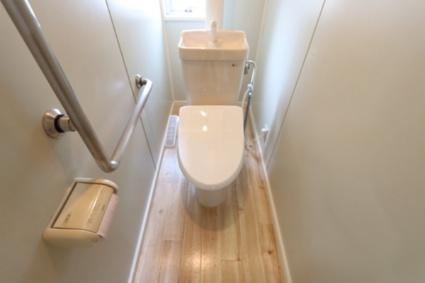 ビレッジハウス津水2号棟[3DK/53.08m2]のトイレ