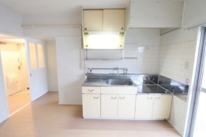 ビレッジハウス津水1号棟[3DK/53.08m2]のキッチン