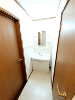 プラン・ド・ペルル[2LDK/58.53m2]の洗面所
