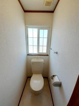 プラン・ド・ペルル[2LDK/58.53m2]のトイレ