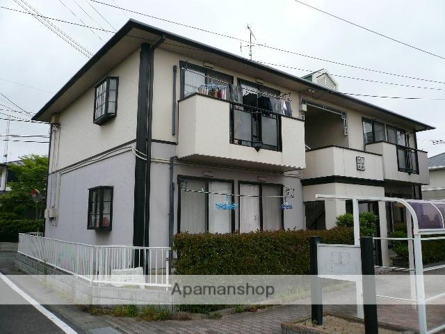 佐賀県佐賀市、鍋島駅徒歩25分の築24年 2階建の賃貸アパート