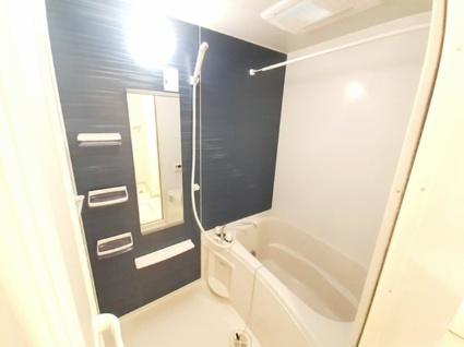 ブルーハートガーデン[1LDK/42.8m2]のリビング・居間