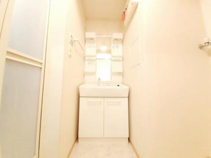 ブルーハートガーデン[1LDK/42.8m2]のキッチン