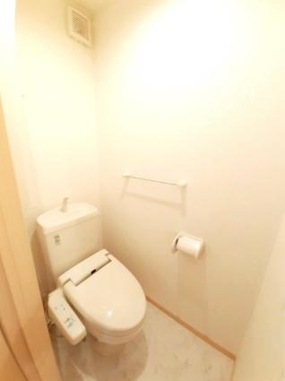 ブルーハートガーデン[1LDK/42.8m2]のトイレ